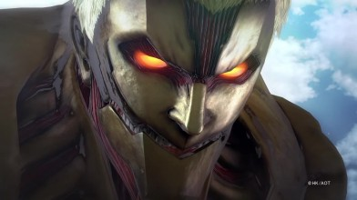 Attack On Titan 2: Final Battle появится в Stadia