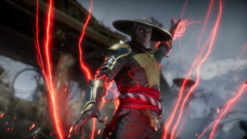 Геймплейный трейлер Mortal Kombat 11