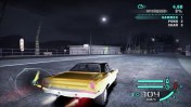 "NFS Carbon ""Plymouth road runner"" slow falling"