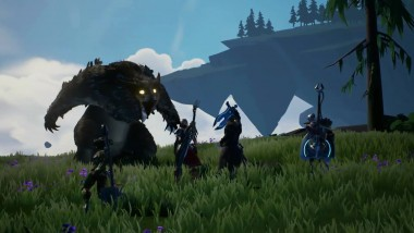 Трейлер RPG Dauntless