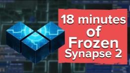 18 минут игрового процесса Frozen Synapse 2