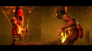 "Oddworld: Abe's Oddysee — New 'n' Tasty! ""PlayStation 3-трейлер"""