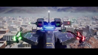Релизный трейлер Earth Defense Force: Iron Rain