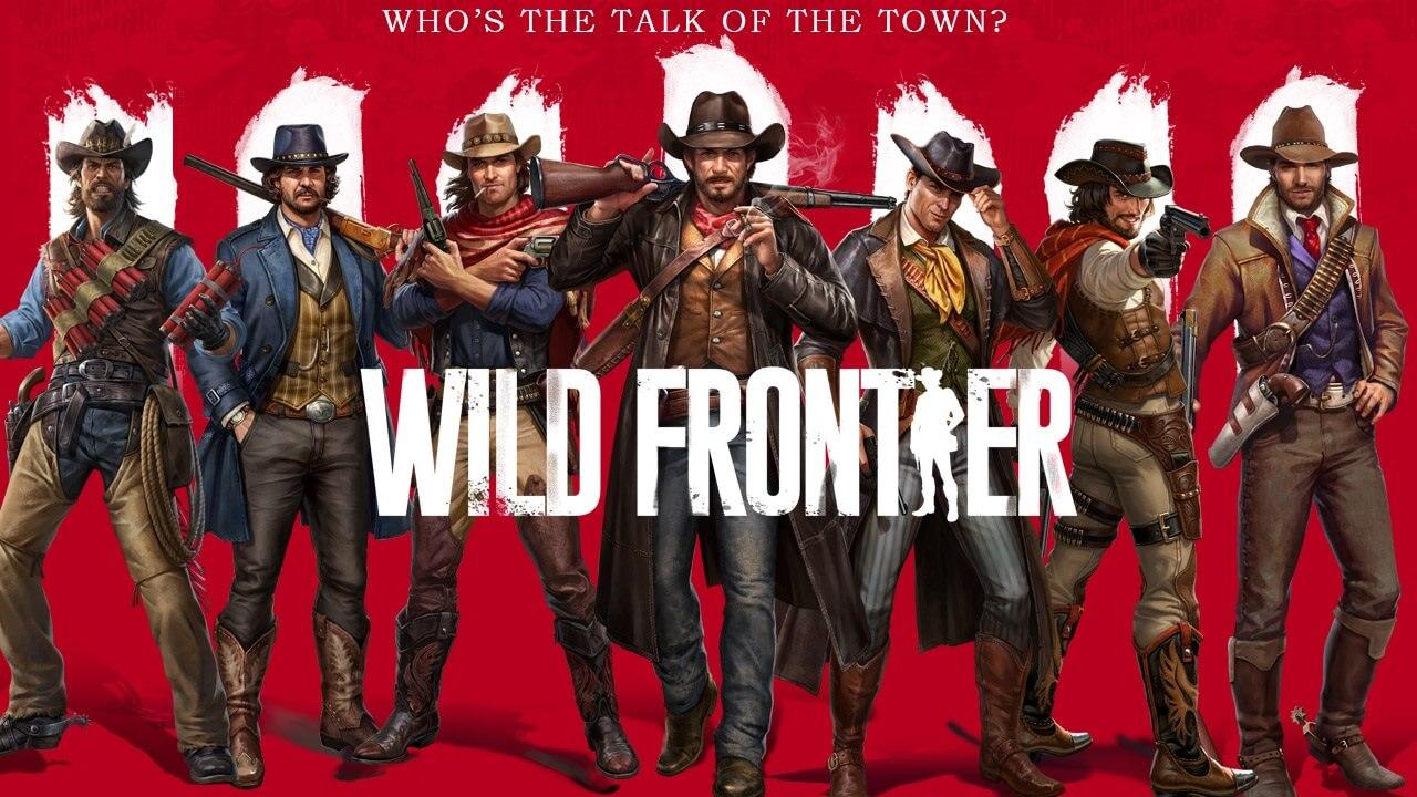 Стратегическая игра Wild Frontier стартует во всем мире в начале марта