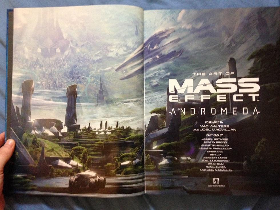 Andromeda поведали обособенностях игры— Авторы Mass Effect