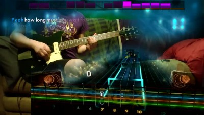 "Rocksmith Remastered - DLC - Guitar - Coldplay ""In My Place"""