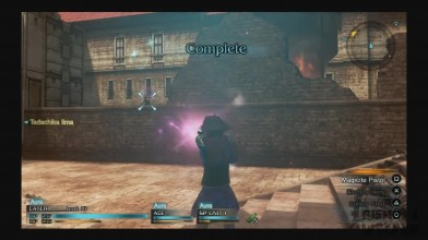 Второе задание. Final Fantasy Type-0 HD прохождение на русском. Серия 6. Final Fantasy Тип-0.