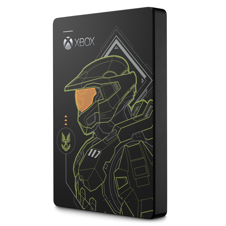 Seagate представила накопители для Xbox и фанатов Halo