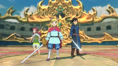 "Первое масштабное дополнение Ni no Kuni II: Revenant Kingdom получит название ""The Ghost King's Labyrinth"""