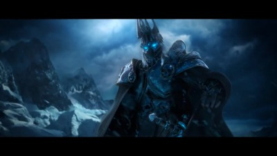 World of Warcraft: Wrath of the Lich King (2008) - русский трейлер - озвучка VHS