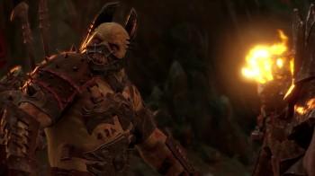 Кровавый хвалебный прицеп Middle-earth: Shadow of War