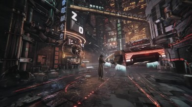 """Cyberpunk 2077 - """"Охота"""""""