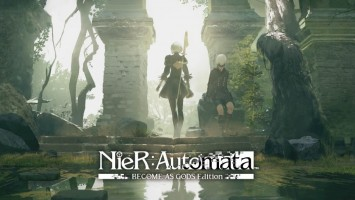 Nier: Automata Become as Gods Edition уже доступна на Xbox One