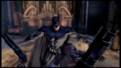 "Batman: Arkham City ""This Ain't No Place for a Hero Trailer """