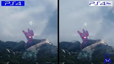 Unravel 2 | PS4 vs PS4 Pro | Сравнение графики и частоты кадров