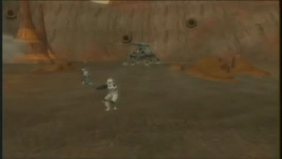 Star Wars Battlefront II (Geonosis)
