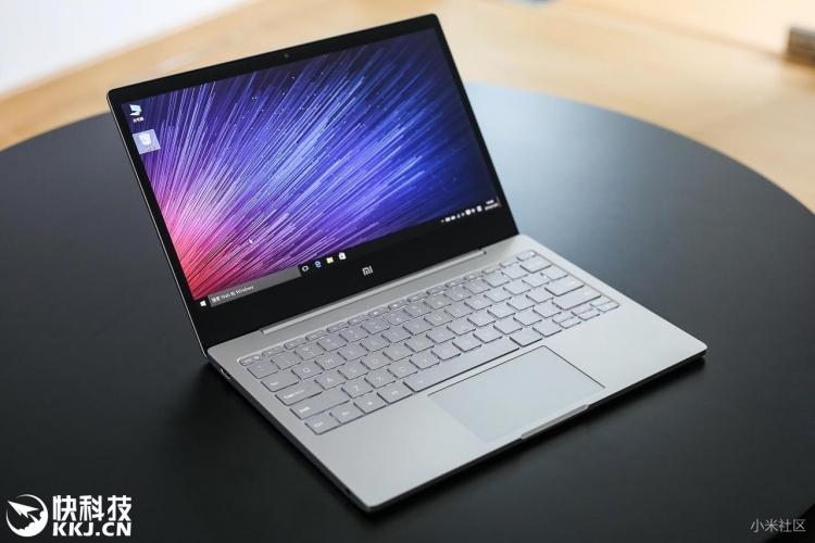 Компания Xiaomi представила обновленную версию ноутбука MiNotebook Air