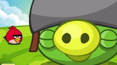 Зеленые свиньи отомстят птицам в продолжении Angry Birds