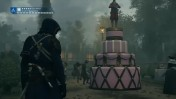 "Assassin's Creed: Unity ""Секретный Босс и...торт!?"""