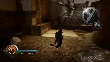 "Lightning Returns: Final Fantasy 13 ""Геймплей Lightning Cleans Up the Luxerion Streets"""