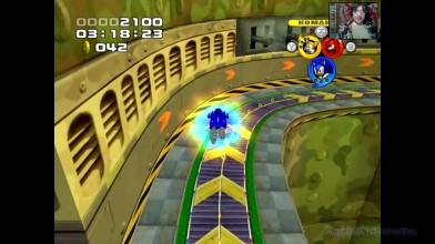 Sonic Heroes - 7. Стать пулей (прохождение на русском)