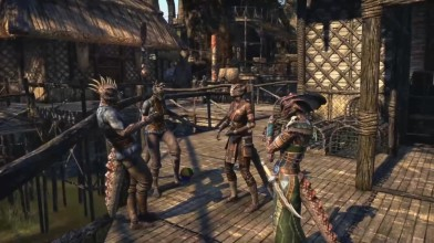 Elder Scrolls Online - Трейлер Murkmire