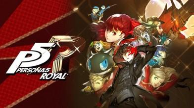 Новый трейлер Persona 5: The Royal
