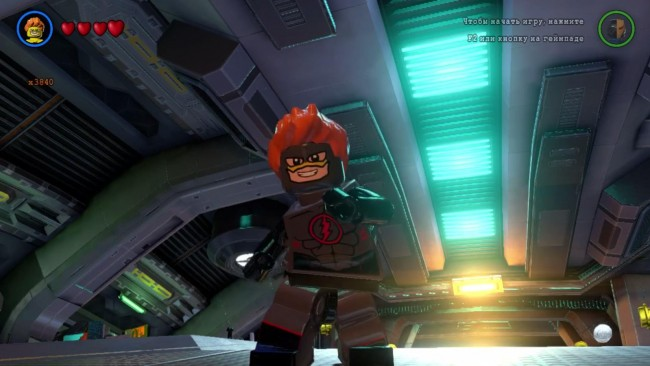 "LEGO Batman 3: Beyond Gotham ""Kid Flash Stealth Suit ..."