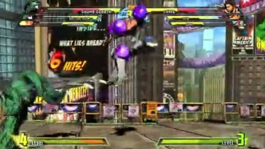 "Marvel vs Capcom 3 ""Shuma-Gorath Reveal Trailer"""