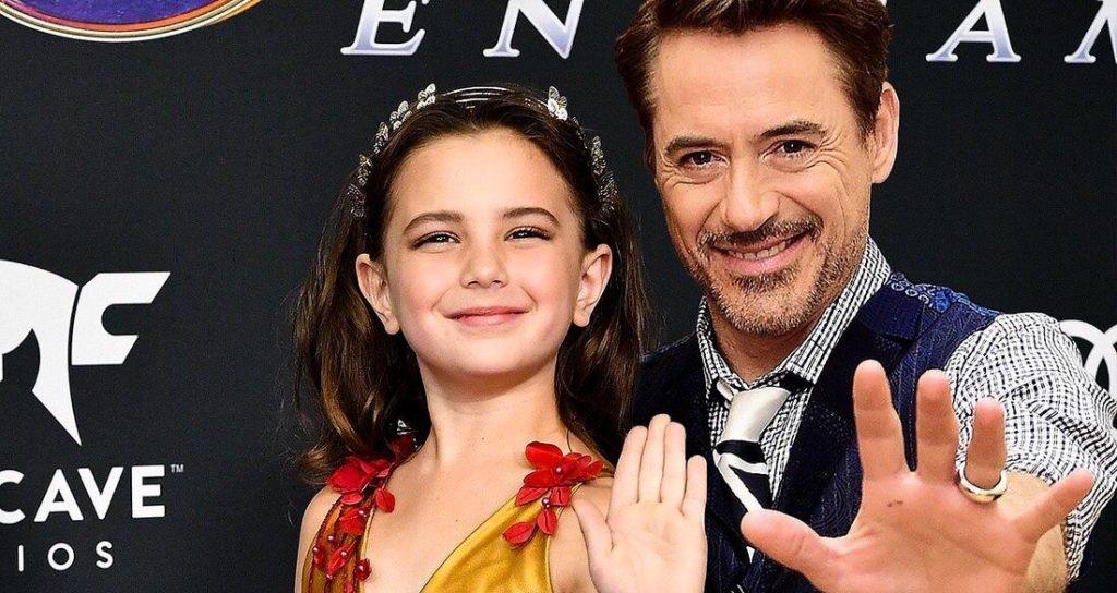 """Дочь Железного человека в """"Мстителях"""" хотела бы стать его преемницей"""