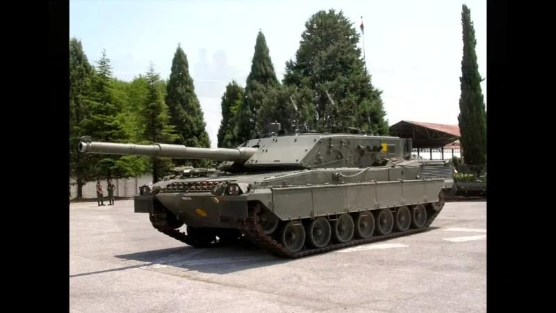 Обзор танка С1 Ариете а в War Thunder!