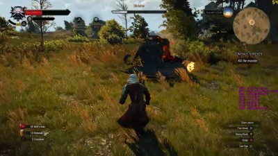 The Witcher 3 - Wild Hunt - i5-750 GTX 970 - Ultra 1080p