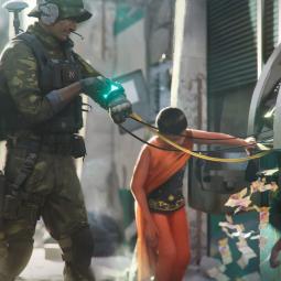 DICE опубликовала новые концепт-арты Battlefield 2042