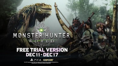 Monster Hunter: World - Трейлер бесплатной пробной версии