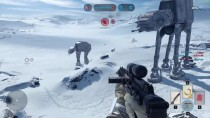 "Star Wars: Battlefront ""RIP Люк Скайуокер"""