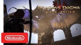IGN опубликовал 15-минутное видео с игровым процессом Dragon's Dogma: Dark Arisen на Nintendo Switch.
