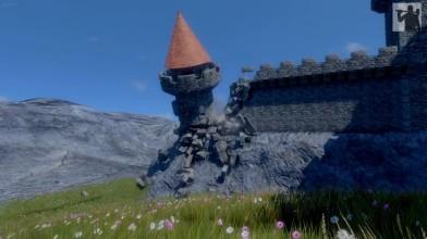 Medieval Engineers: Демонстрация «Структурной достоверности»