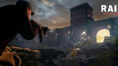 Трейлер и подробности игры RAID: World War II
