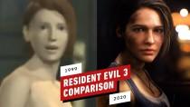 IGN опубликовал сравнение ремейка Resident Evil 3 (2020) с оригиналом (1999)