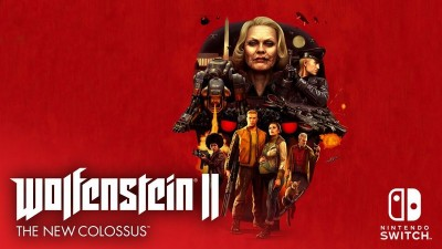 Дата релиза Wolfenstein 2: The New Colossus на Nintendo Switch