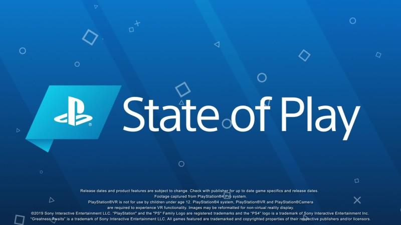 Первый эпизод State of Play от PlayStation