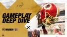Официальный геймплейный трейлер Madden NFL 21