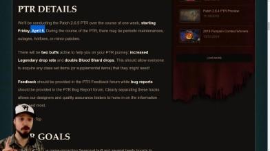 Обзор 17 сезона и нового обновления в Diablo 3