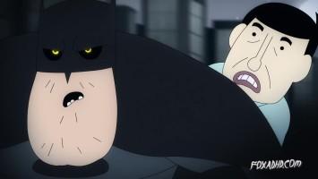 Мульт: BATMAN сдает экзамен на водительские права