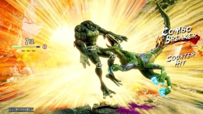 "Killer Instinct ""Rash против Riptor - Directx 12 [PC]"""