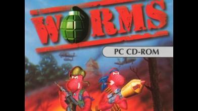 Классика кооперативной игры - Worms