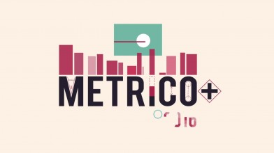 "Metrico+ ""Новый трейлер - ""Миры"""""