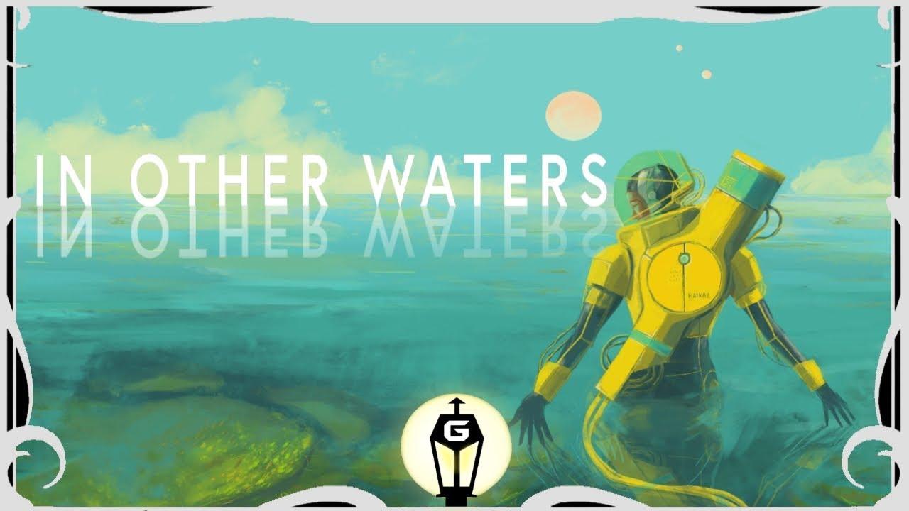 Игра In Other Waters получила дату релиза