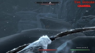 Skyrim Секрет морозной щели. Нашёл первый ключ