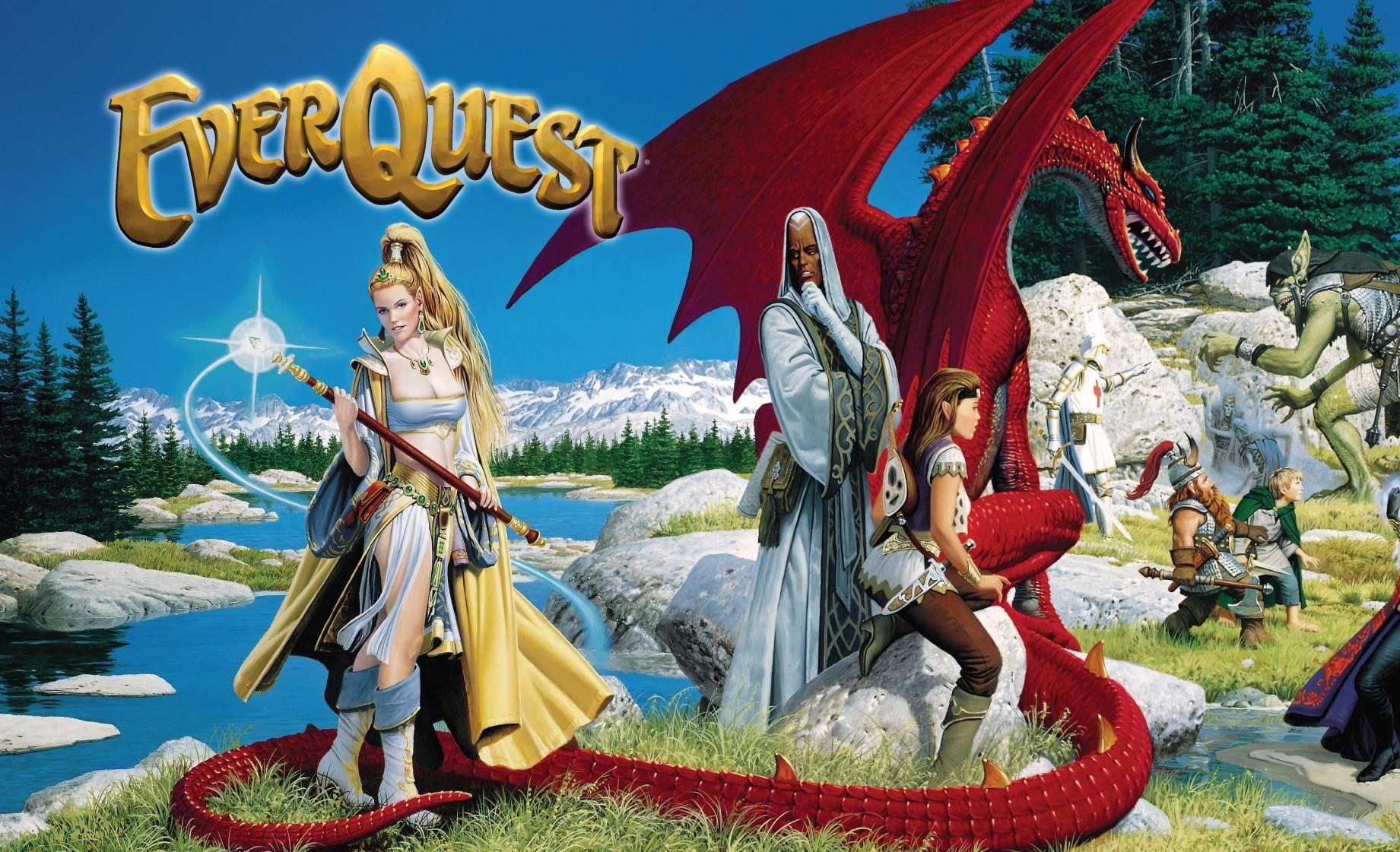 Everquest: Трейлер к двадцатилетию игры